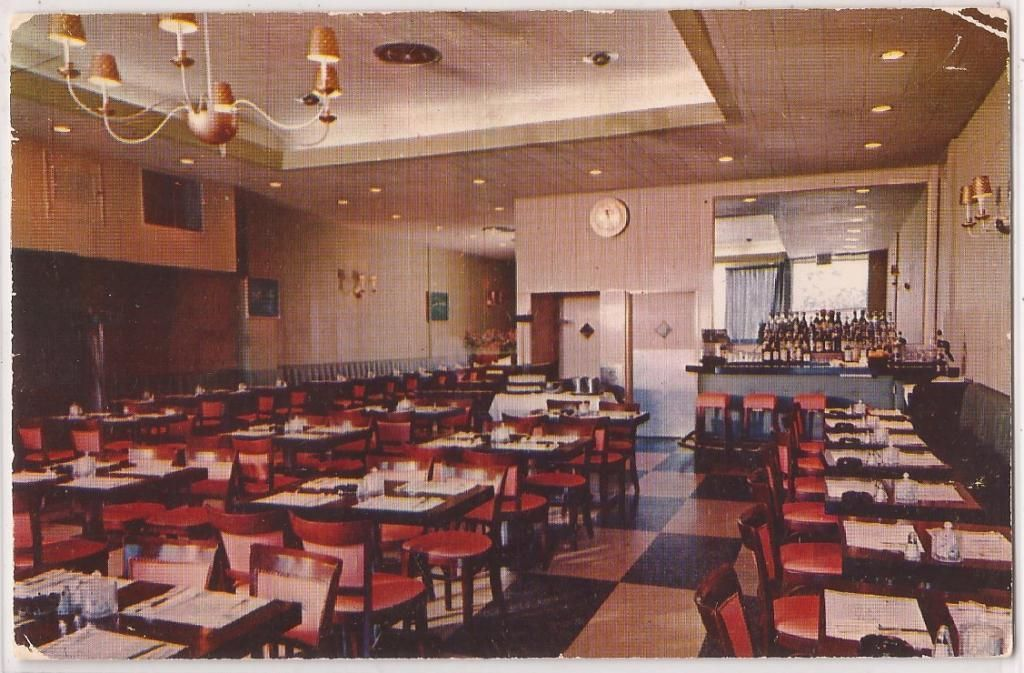 Wilskers Restaurant Westchester Ny 1950s York Restaurants Interiors Fine Dining