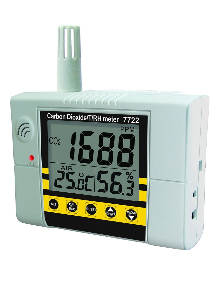 CDM77232 High Accuracy Temperature/Humidity And LAQ