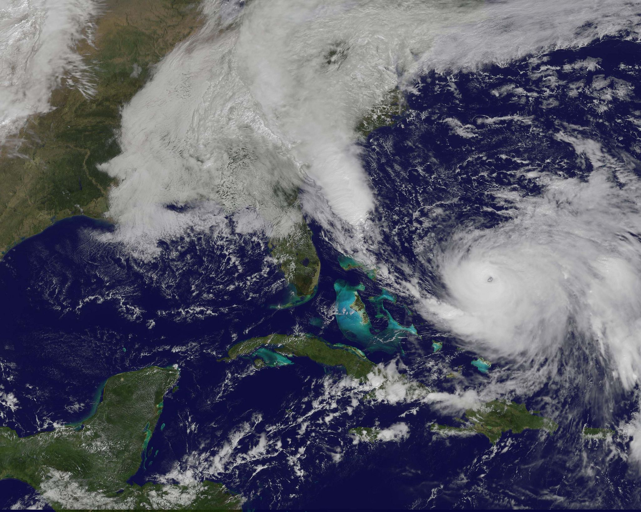 Joaquin Moves Away From East Coast Nasa Images Solar System Exploration Hurricanes And Tornadoes