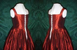 Dress Like A Tudor By Making Your Own Extravagant Girl's