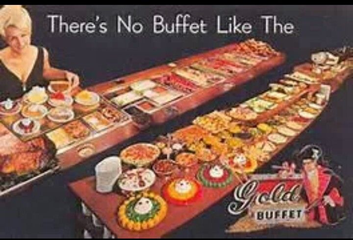The Gold Buffet in North Kansas City. Wonderful food ...