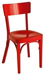 chaise bistrot chaises bois