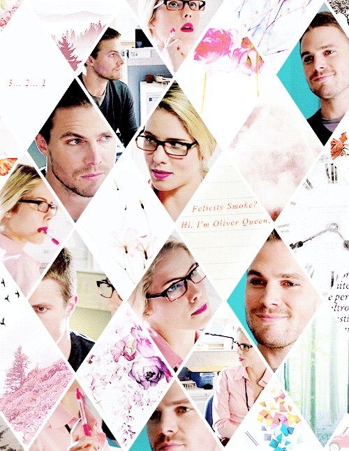 #Olicity #Arrow #1x03