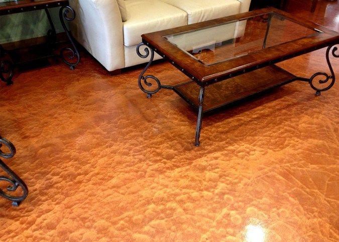 Colorchrome Metallic Flooring System Concrete Floors Arizona Polymer Flooring Glendale Az With Images Metal Floor Concrete Decor Flooring