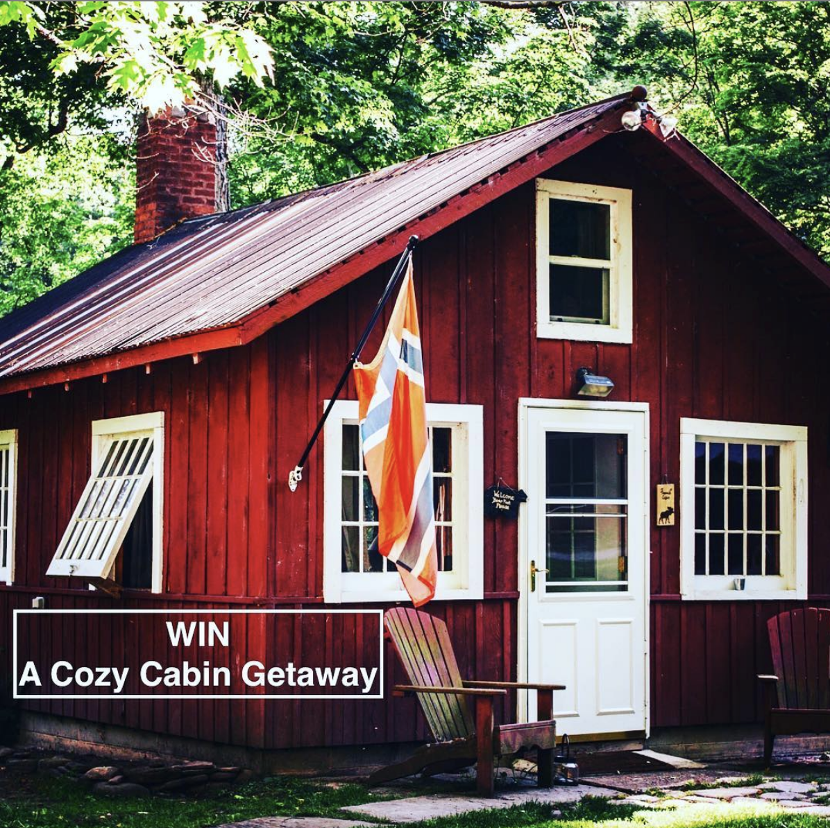 Valentine S Getaway Giveaway Ny Vacation Getaway Cabins Lodge