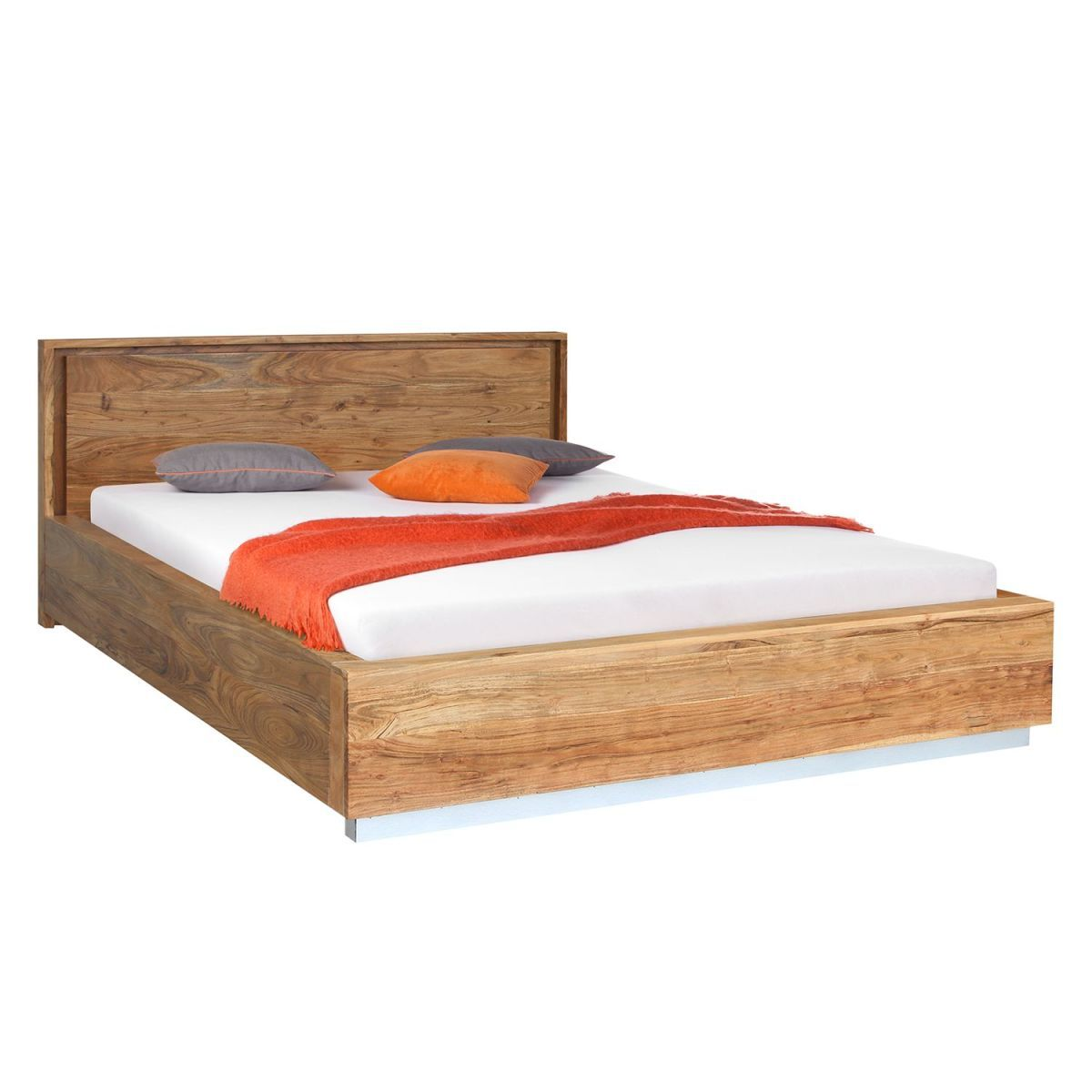 Bett 120x200 Home24 Pin By Ladendirekt On Massivholzbetten Bed Frame Home Decor Bed