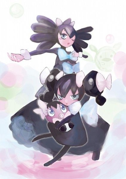 Gothita, Gothitelle, Gothorita  Pokemon   Pokemon -6412
