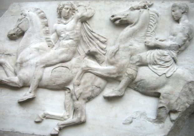 Amal Clooney Dropped From Elgin Marbles Case Artnet News Parthenon Frieze Parthenon Elgin Marbles