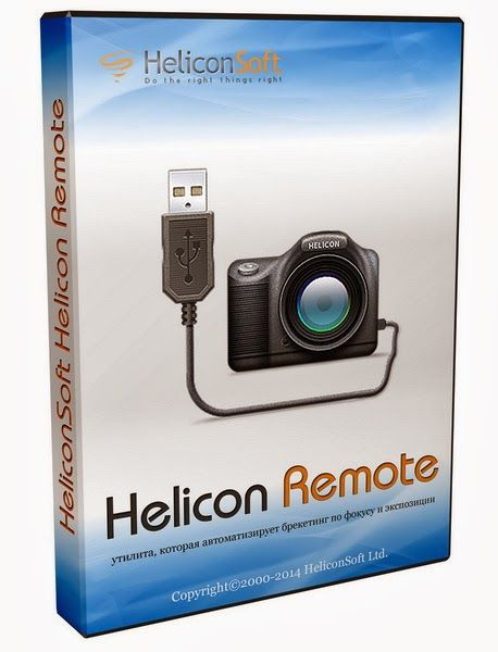 helicon remote