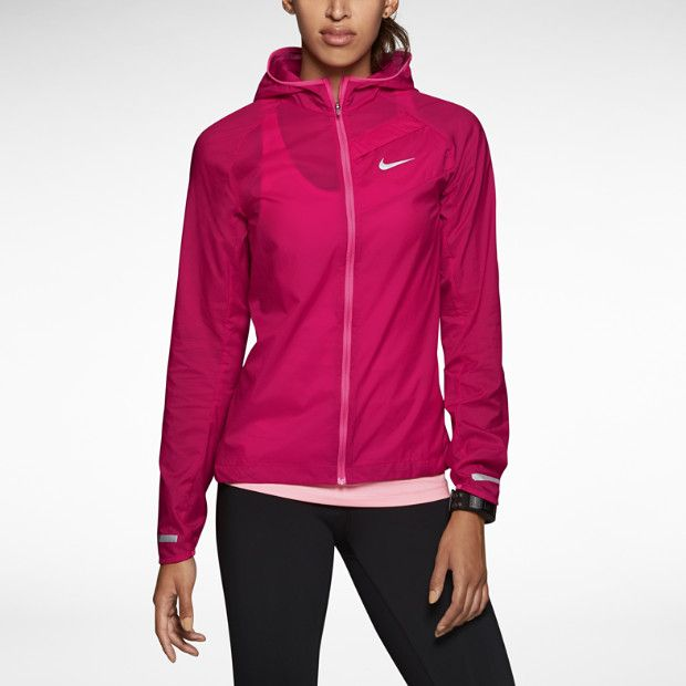 NIKE IMPOSSIBLY LIGHT WOMEN'S RUNNING JACKET $110 Our