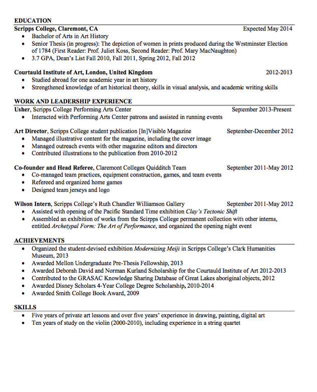 Sample Co-FOunder Resume - http://exampleresumecv.org/sample-