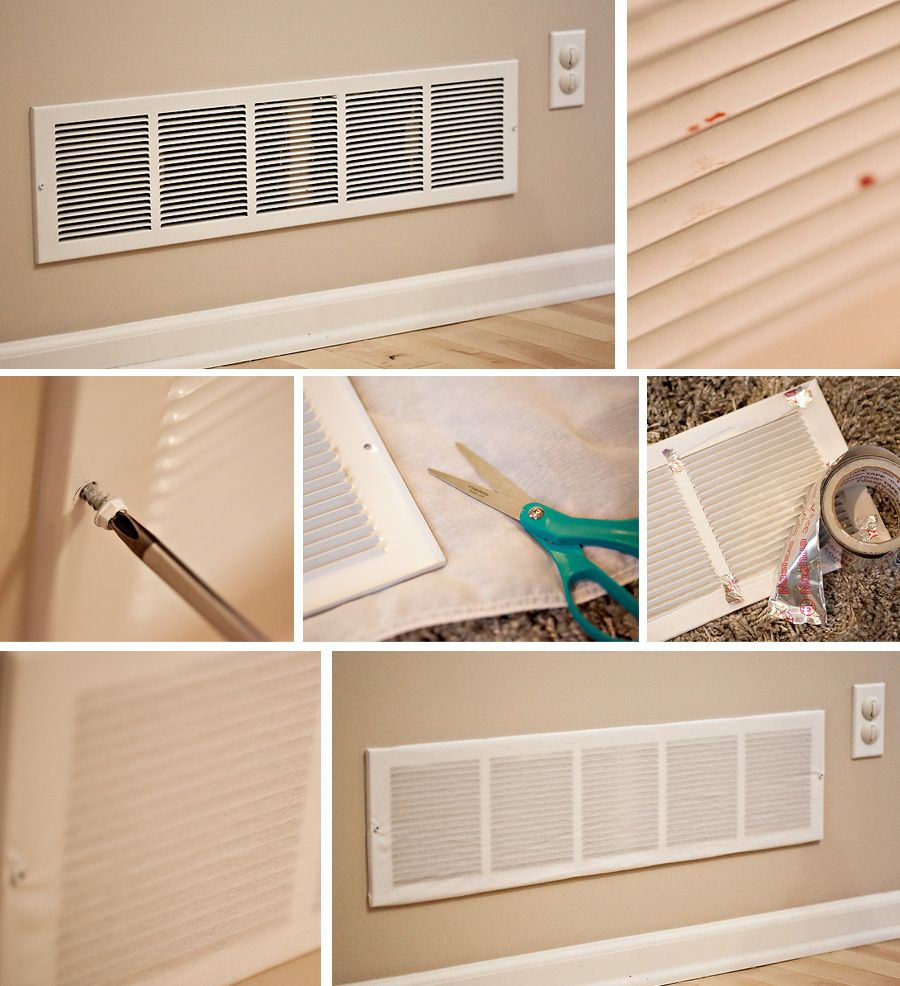 Childproof That Sharp Air Vent Just Be Sure You Use A