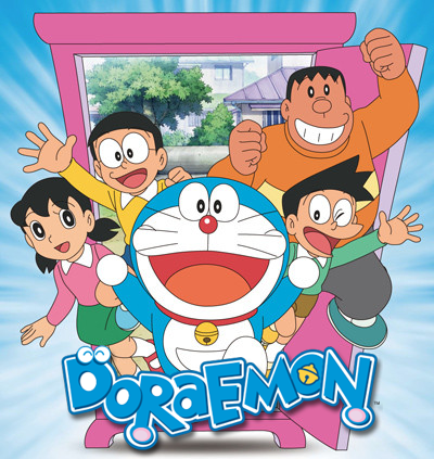Doraemon Quiz: Which Character are you??