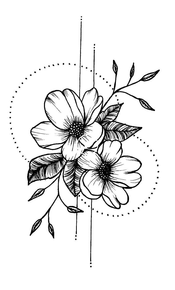 Photo of tattoo drawings simple #tattoo drawings simple magical illustrative tattoo © ta…