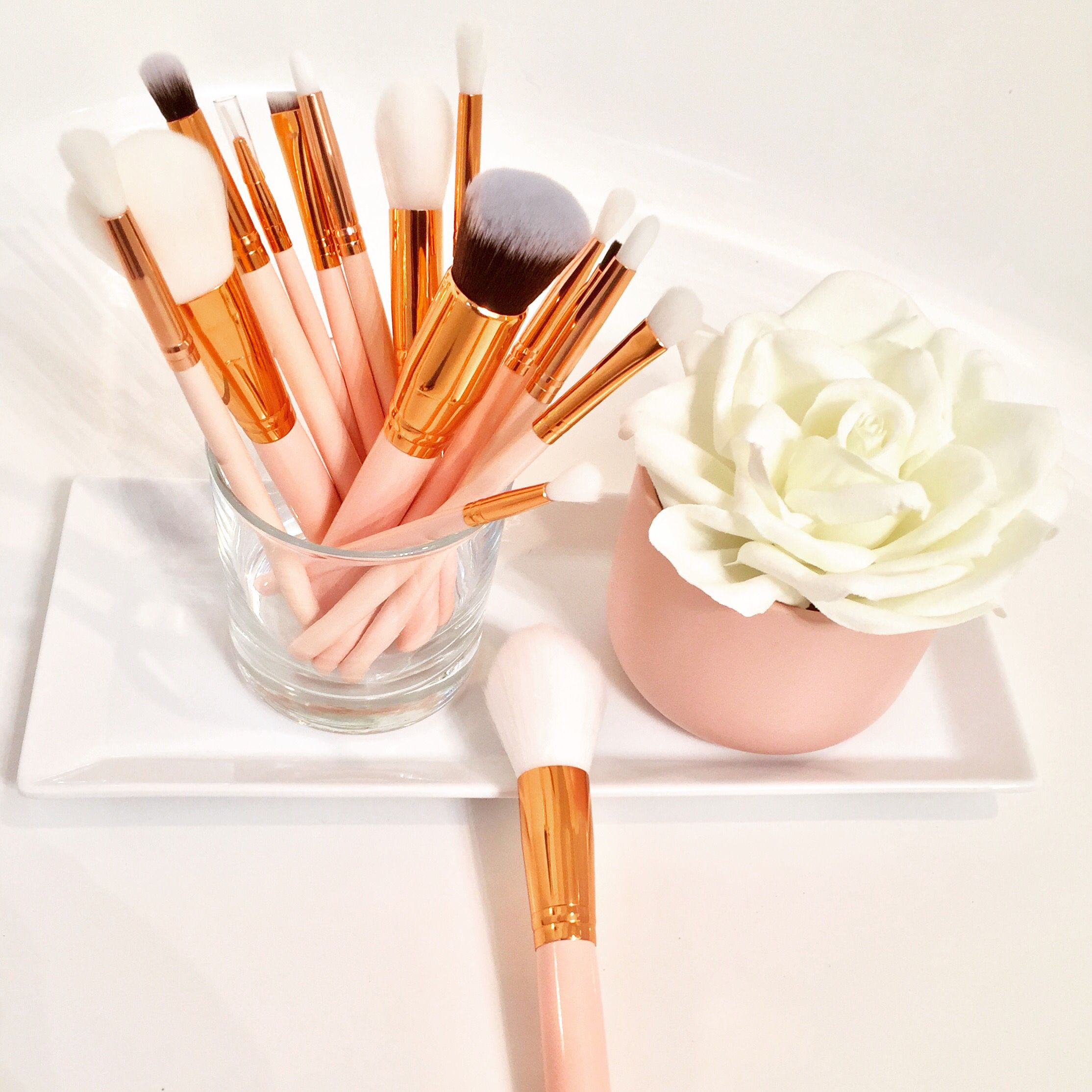 SLMissGlam Beauty Makeup Brushes Review Makeup brushes