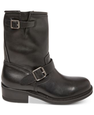 8b6ecb2e81f4da Steve Madden Self Made by Men Madman Leather Boots Men Shoes ...