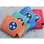 Volunteer Traditions Tri Star Koozies