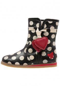 Lola Ramona - CECILIA - Snowboot   Winterstiefel - black cream   Pin ... 229e114881