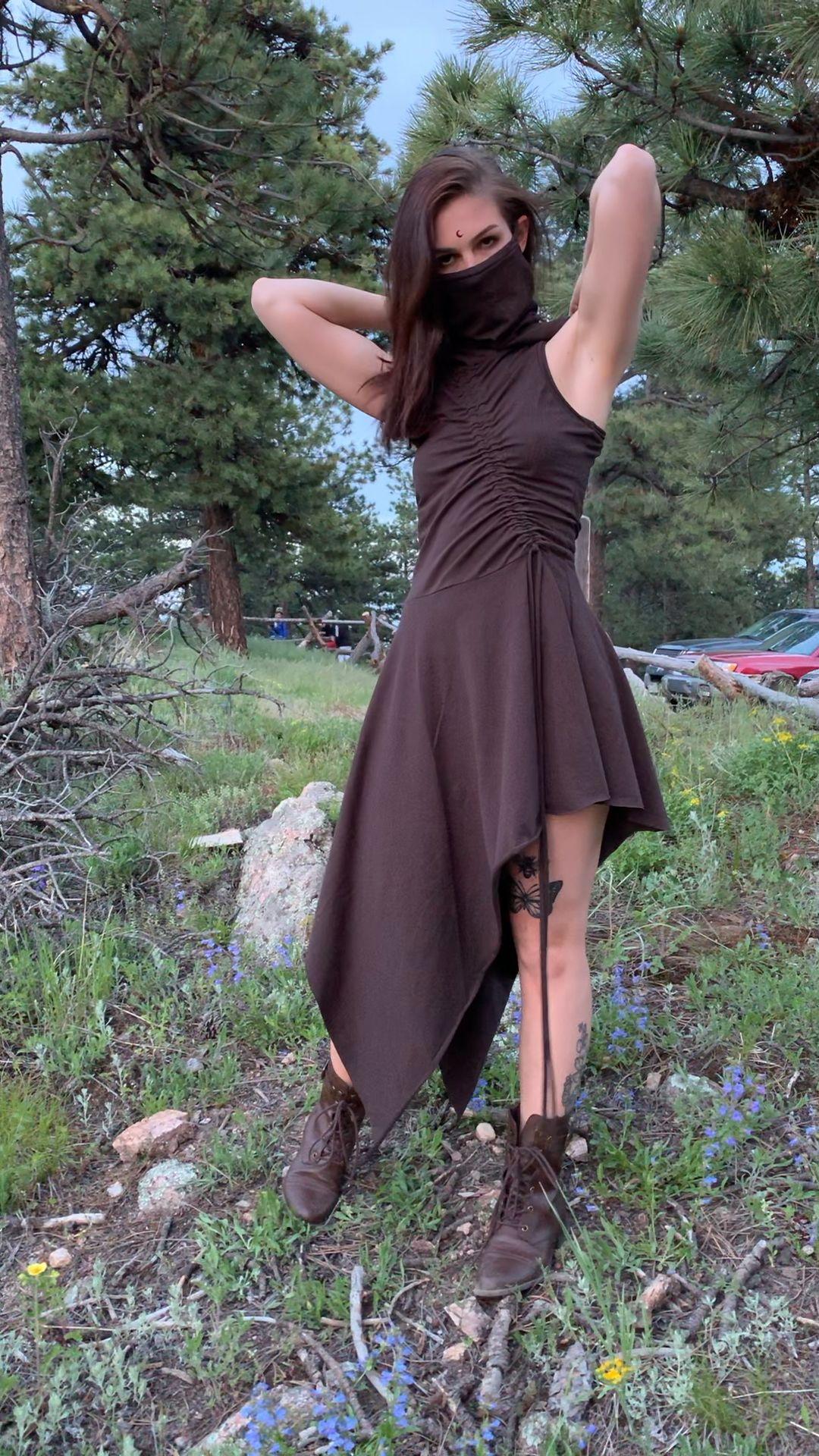 Desert Walker Dress