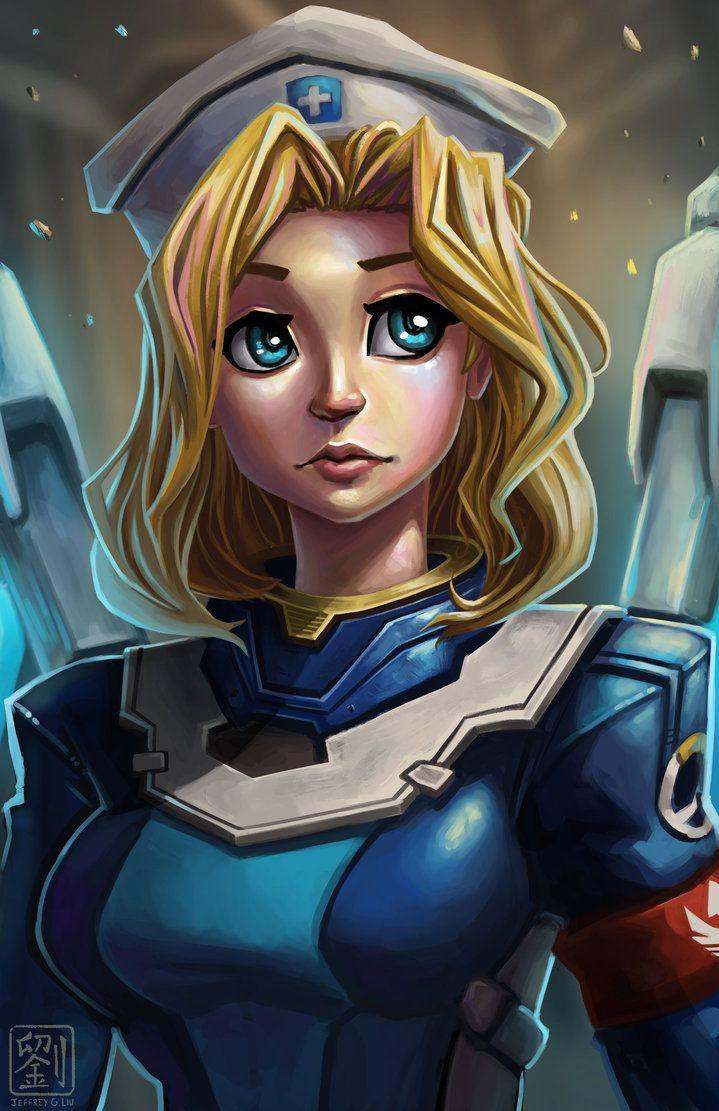 Medic-a-Day 1 by Liquidsilk on DeviantArt   Team fortress
