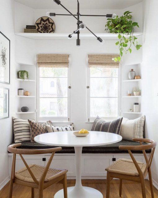 9 Kitchen Nook Ideas so Sweet You'll Almost Forget You're On a Sugar-Free Diet ... Almost