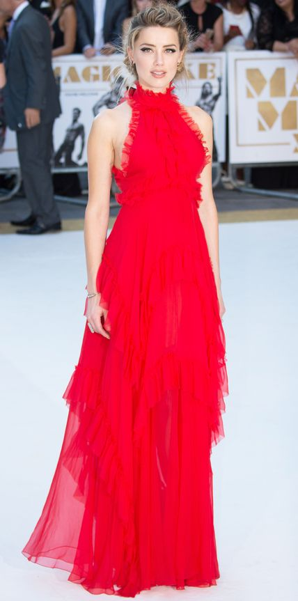 Look of the Day | Look of the Day | Dresses, Red carpet ...