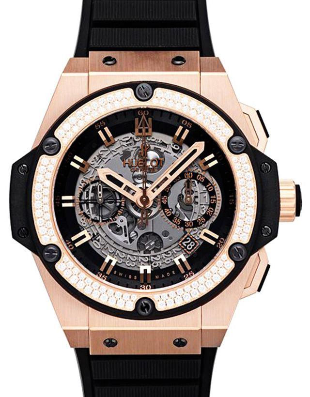 Watchmaster.com - Hublot Big Bang Unico Chronograph 701.OX.0180.RX.1104
