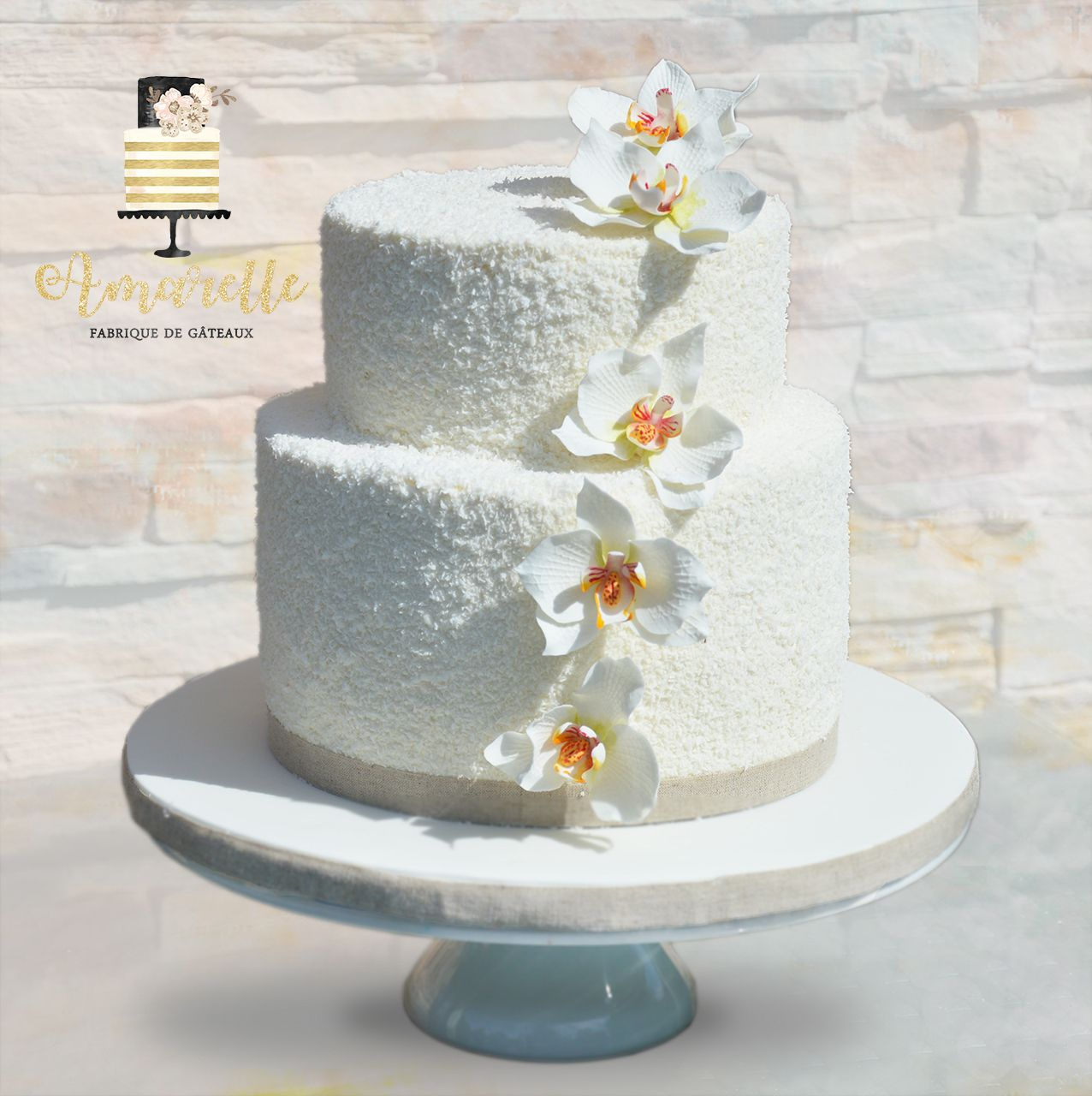 Mont Blanc Antillais Revisite En Cake Design Sans Pate A