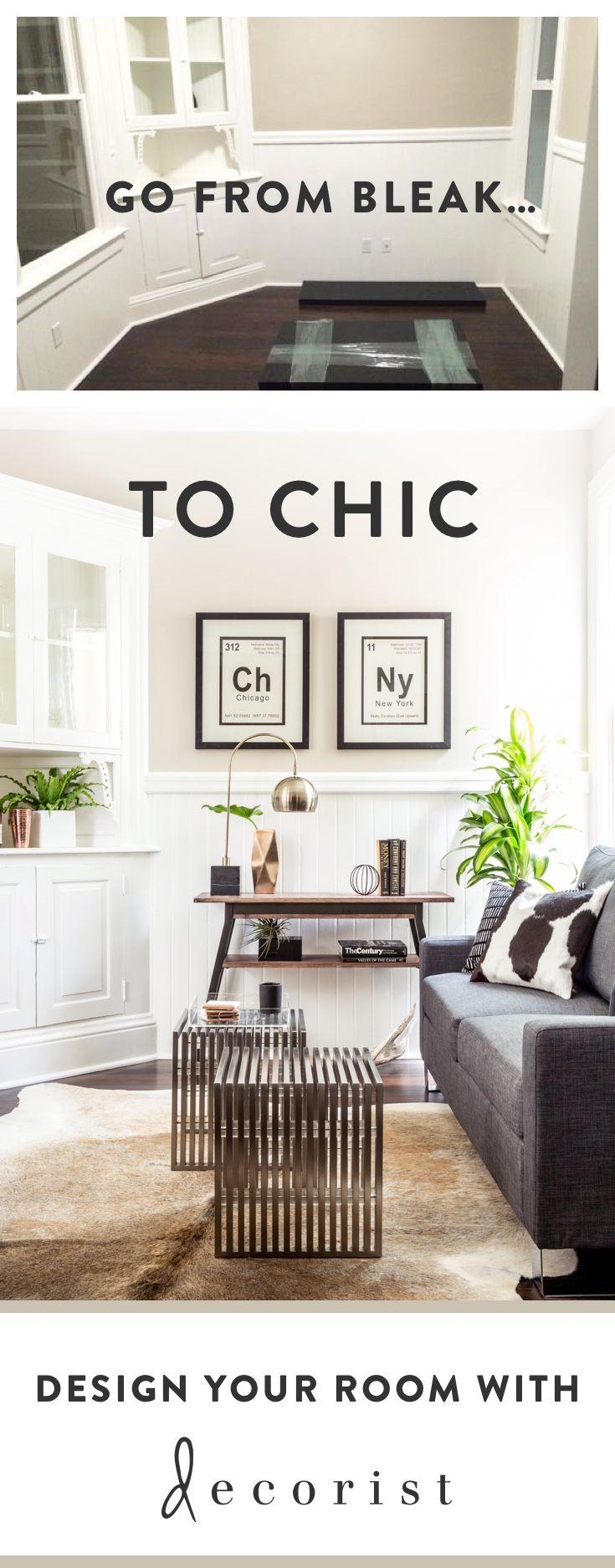 Top Interior Designers and Interior Decorators | Empty, Budgeting ...