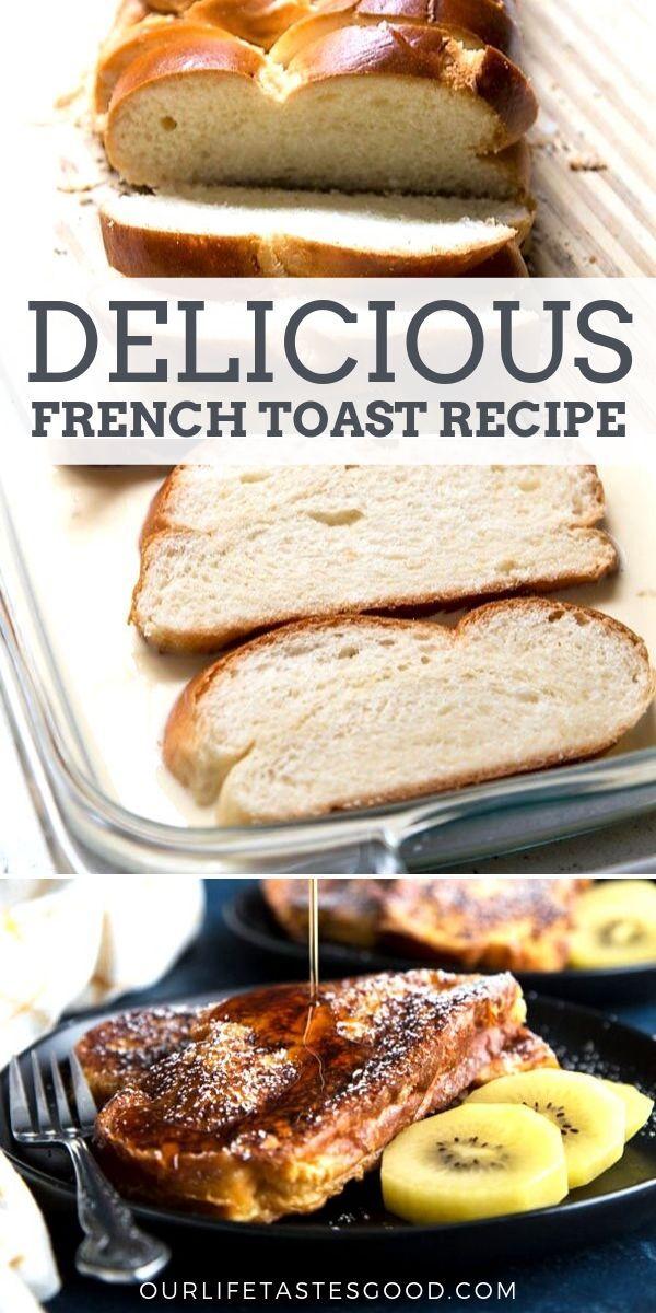 Alton Brown French Toast | Recipe | Make french toast ...