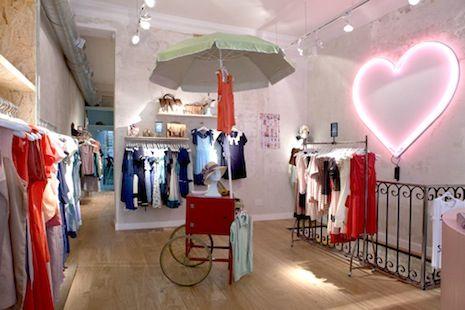 8c4841e22b15 KLING: tienda ropa chica. Fuencaral   Mis preferidos Madrid en 2019 ...
