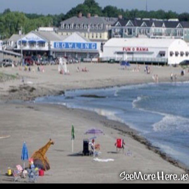 Short Sands At York Beach Me Shortsands Yorkbeach Funorama