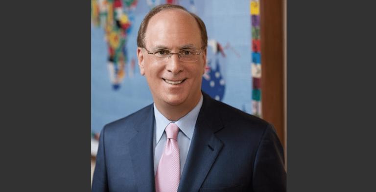 Blackrock Ceo Doesnt See Full Office Return Business Leader Business Survey Ceo
