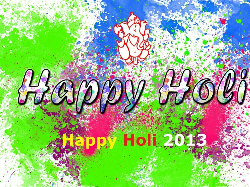 Top 10 Holi 2013 HD Wallpapers | how to - tips - top 10 lists
