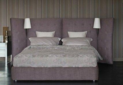 The new bedroom look by Flou Bedrooms