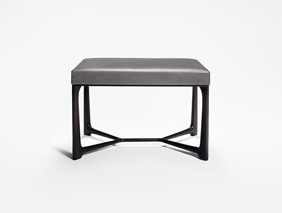 HOLLY HUNT XY Bench | Loring | Pinterest