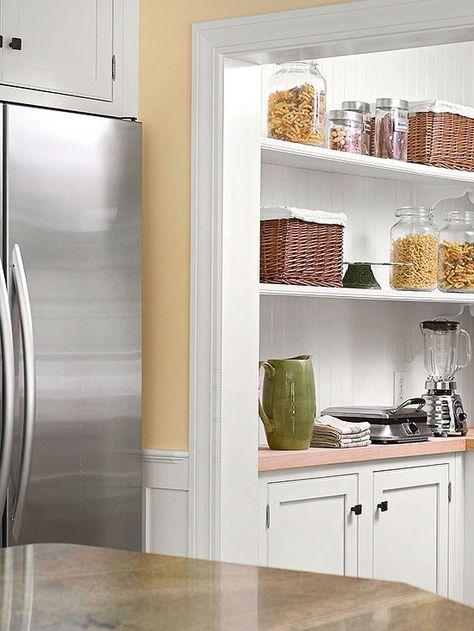 kitchen pantry design ideas - Butler Pantry Design Ideas