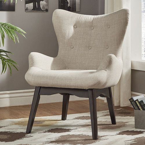 Found It At Joss Main Shuman Arm Chair 235 Tufted Accent Chair Accent Chairs Accent Chairs For Living Room