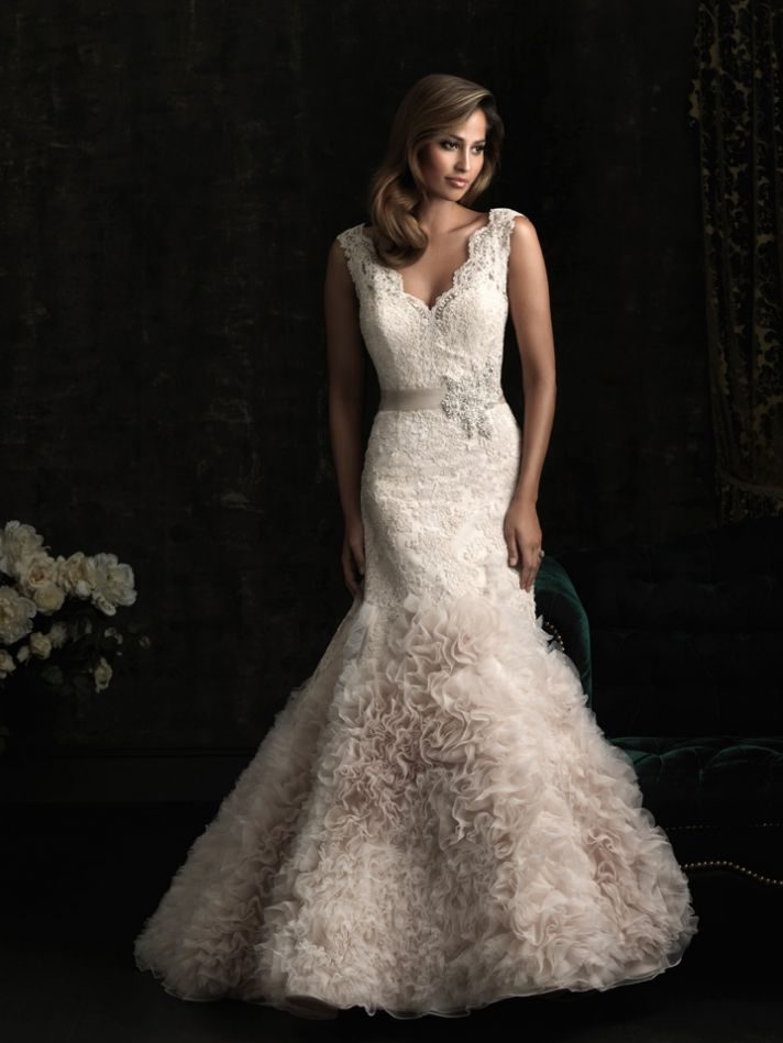 15 Wedding Gowns to Fall For from Allure Bridals | Allure bridal ...
