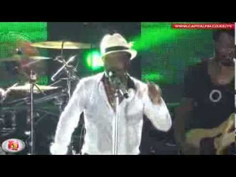 Anthony Hamilton Best Of Me The Point Of It All Live In Kenya