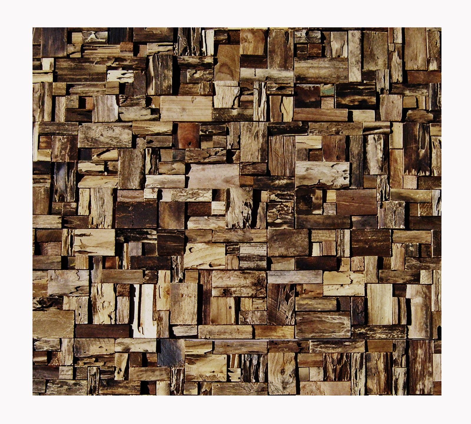 3D Wand Verblender Teak Holz Mosaik Sie Können Die Wand Verblender Und  Mosaikfliesen Auch Im Lager Herne Besichtigen, Kaufen Und Abholen.