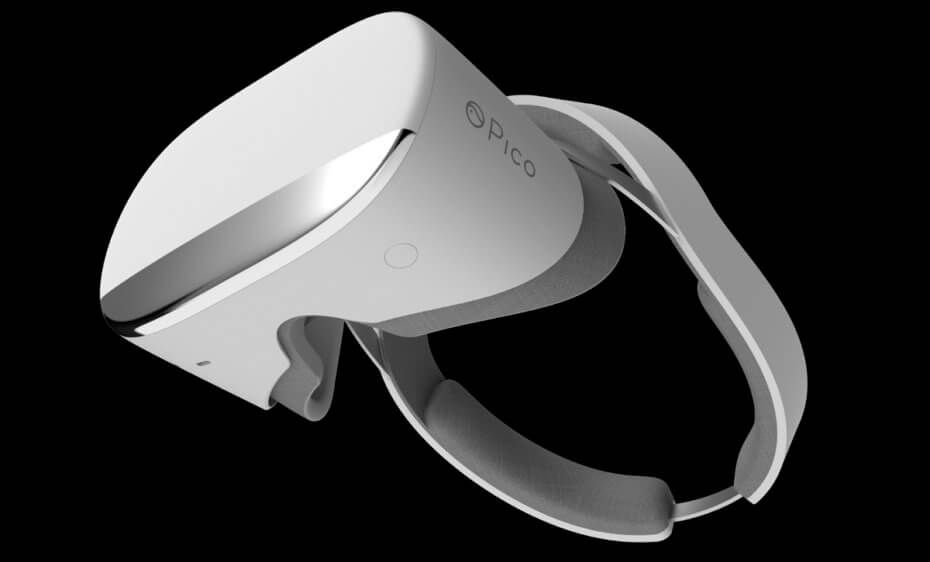 Pico Neo Cv Is An Untethered Vr Headset Virtual Reality Headset Virtual Reality Goggles Virtual Reality