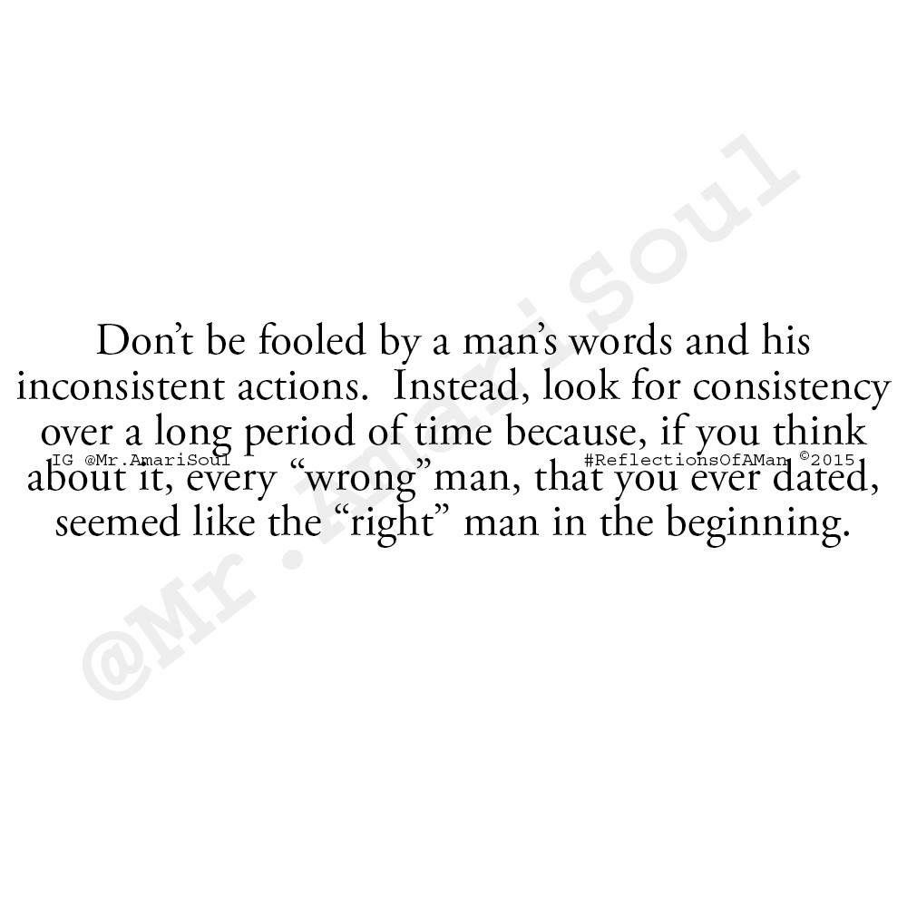 Consistency True Quotes Words Quotes