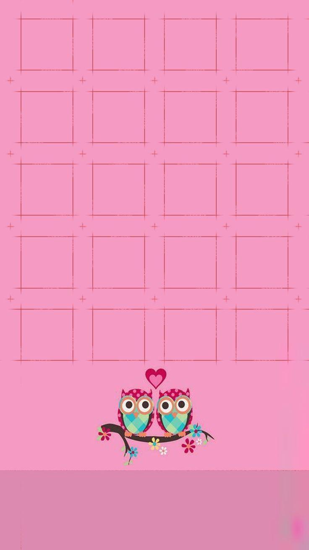 Cute Owl Ipad Wallpaper Perfect Ct1 736x