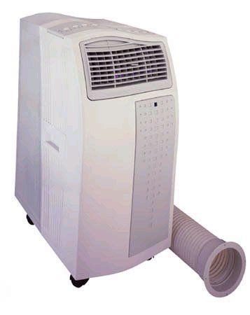 Sunpentown Wa 1310e 13 000 Btu Portable Air Conditioner With Uv