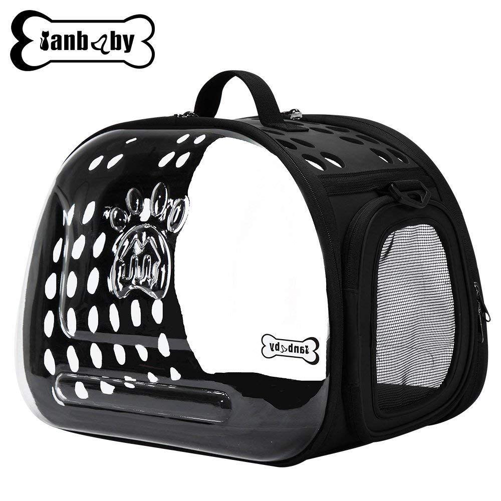 Dog Bag Pet Carrier Cat Car Seat Travel Handbag Kennel Crate Shoulder Portable