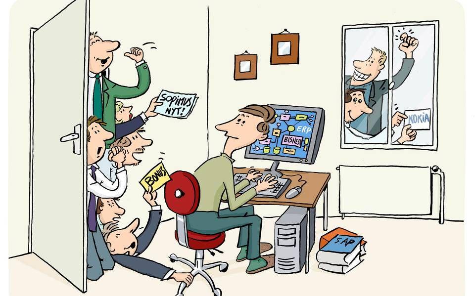 Voiko sopivan työntekijän selvittää mobiilipelillä? Tämä firma uskoo niin - Tivi