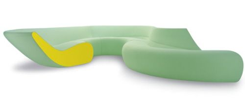 Circle The Ultra Modern Sofa Sectional From Walter Knoll