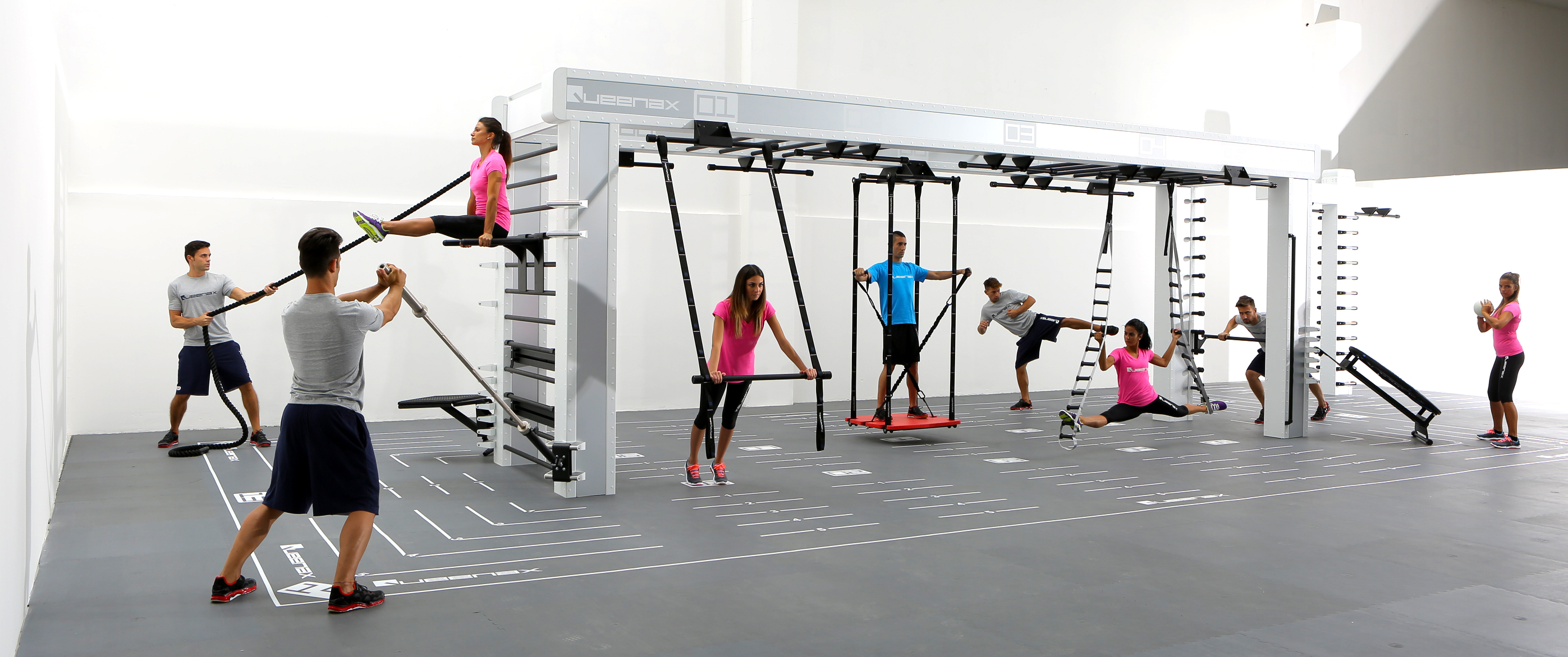 Pin by precor on queenax functional training pinterest