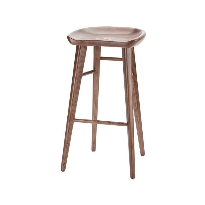 New Old Wood Bar Stools